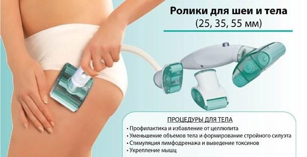 Аппараты для вакуумного массажа в домашних условиях